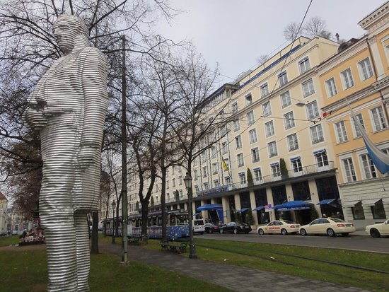 Sculpture of Maximilian Joseph Graf Von Montgelas