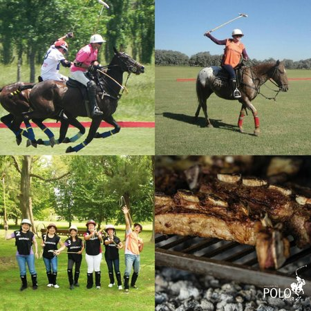 This is Argentina Polo Day, A Perfect Day!