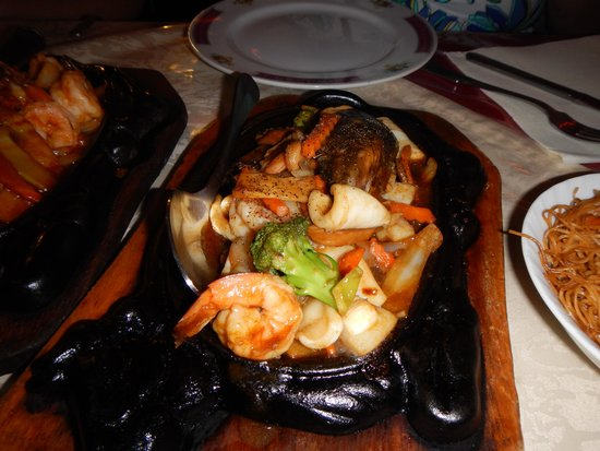 Restaurant Cam Ranh Bay : Mixed Seafood