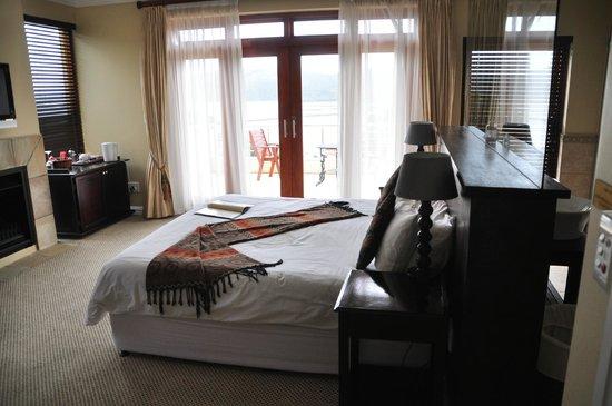 Bradach Manor: Geräumiges Zimmer
