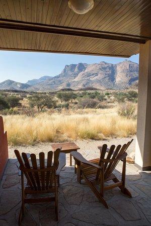 Hohenstein Lodge : View