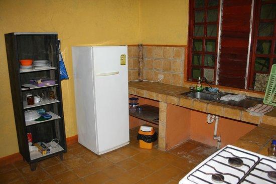 Casas La Selvatica: kitchen