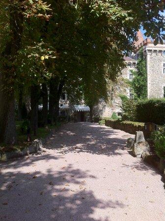 Chateau De Codignat : Entrée