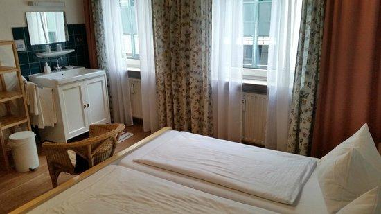 Pension Lindner: Our room