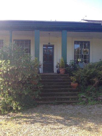 Harmony Hill Country House: Front veranda.