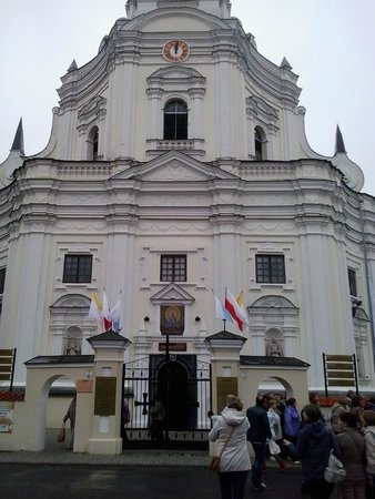 Sanktuarium  Matki Bozej Kodenskiej