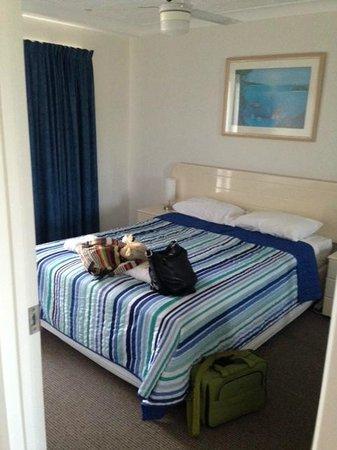 Pelican Cove Apartments: Master bedroom