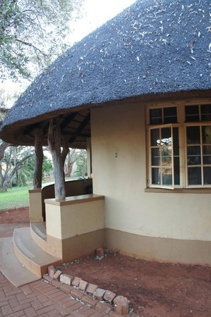 Crocodile Bridge Rest Camp : Bungalow