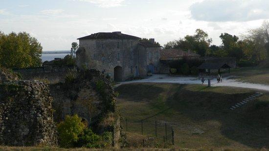 Citadelle de Blaye : Au coeur de la citadelle