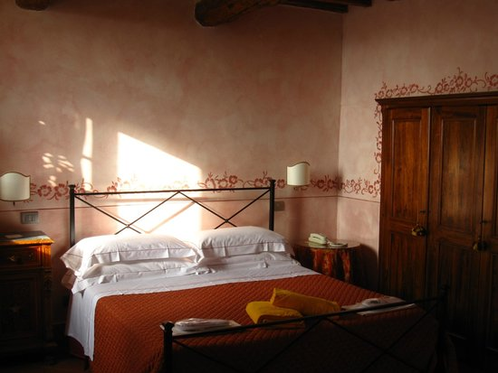 Villa Curina Resort : Deluxe Room w Double Bed