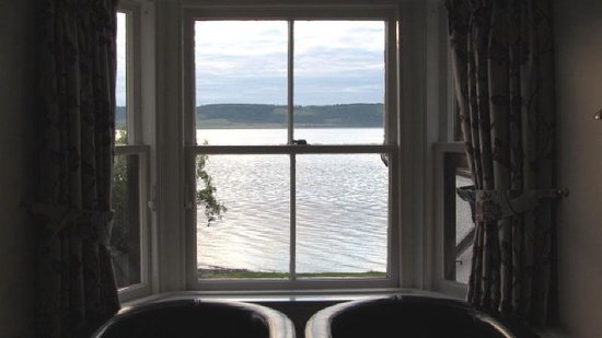 Beach Cottage B&B: Peaceful View from our room