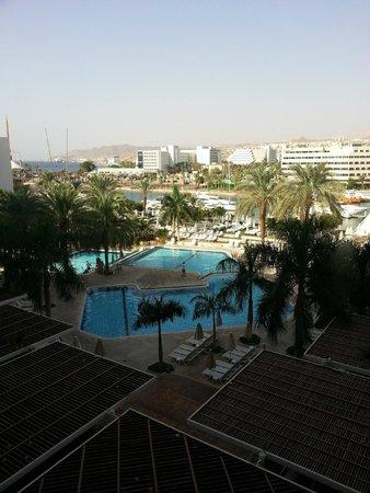Isrotel King Solomon: pool