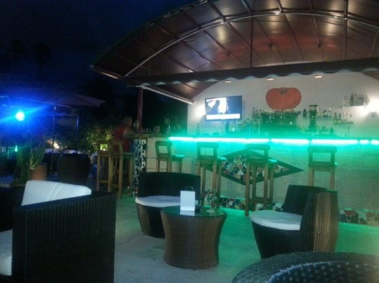 Meson Chayofa : Lower bar