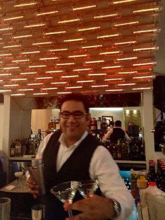 Grand Hotel Tijuana: New Lobby Bar Cafe 4500