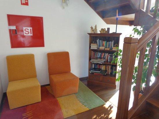 Hotel Casa do Outeiro: interno