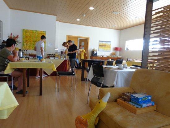 Hotel Casa do Outeiro: sala colazione