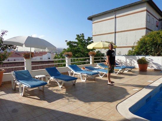 Hotel Casa do Outeiro: piscina