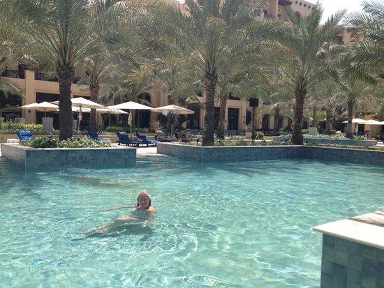 Doubletree by Hilton Ras Al Khaimah: pool across road