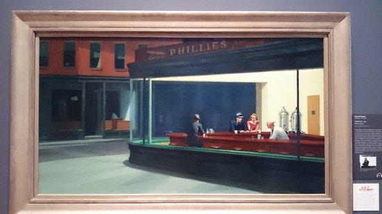 JW Marriott Chicago: Art Institute of Chicago