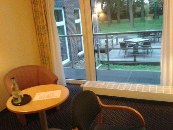 Mercure Hotel Am Entenfang Hannover: fenster