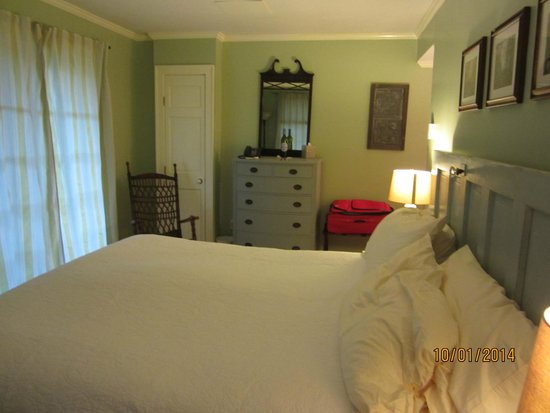 1824 House Inn : Comfortable room