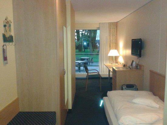 Mercure Hotel Am Entenfang Hannover: zimmer