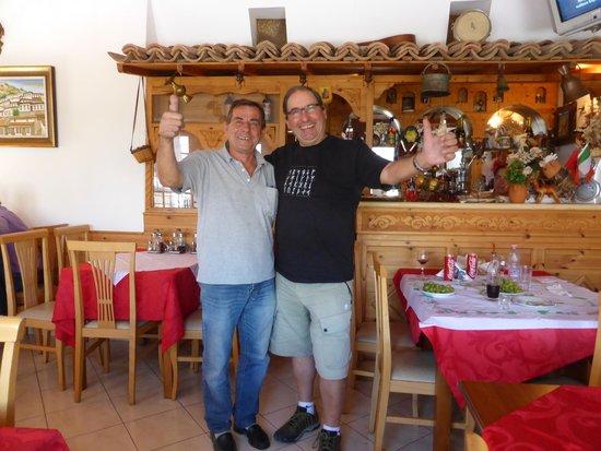 Bar Restaurant Onufri: Koço Plaku