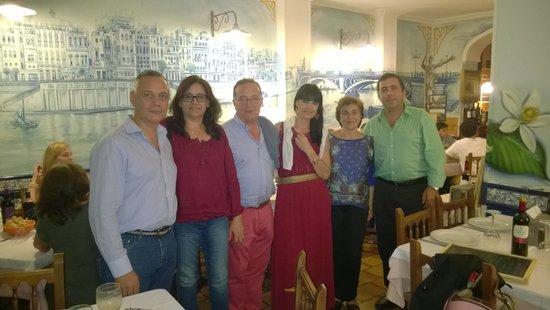 O'tapas Albahaca: Cena de Amigos