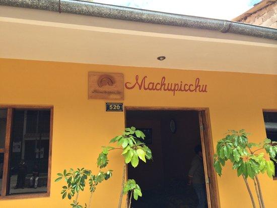 Hostal Machu Picchu: Cute hotel