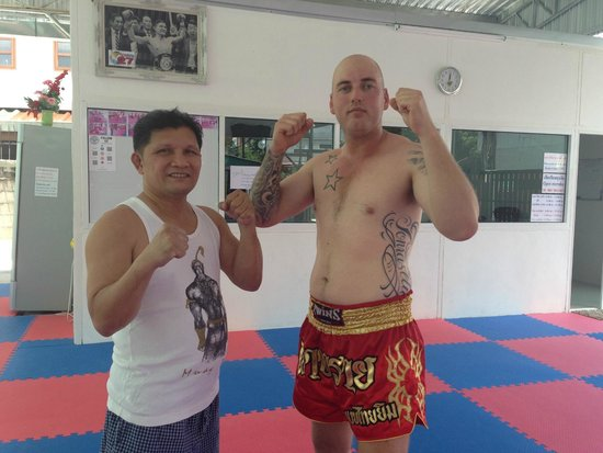 Non Din Daeng Thailand  city images : ... Portugal Foto di Khaosai Galaxy Muay Thai Gym, Bangkok TripAdvisor