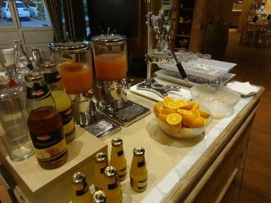 Novamente as laranjas picture of mercure hotel remscheid for Remscheid hotel