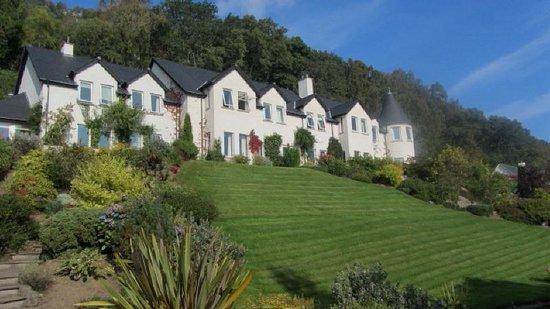Loch Ness Lodge : Beautiful bedroom