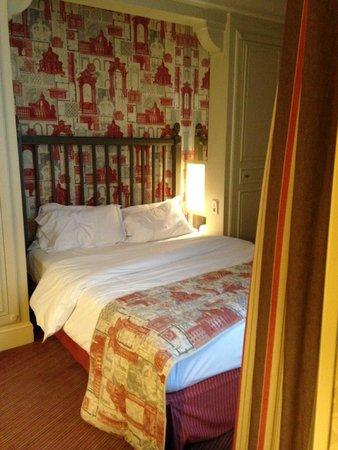 Hotel Arioso: Hotel Room, Room 505