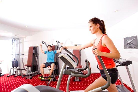Hotel Koeniggut : Fitnessraum