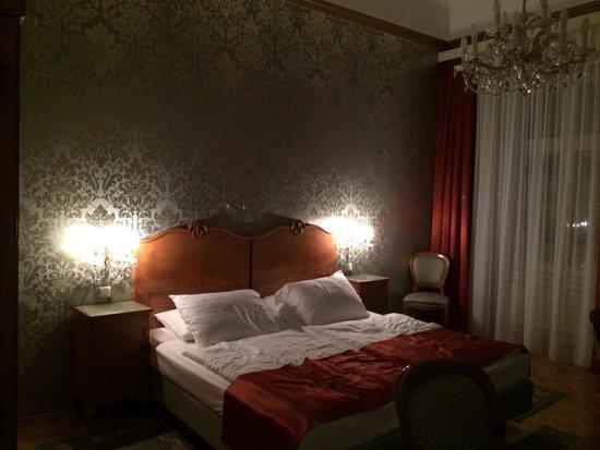 Hotel Wandl: Zimmer Nummer214