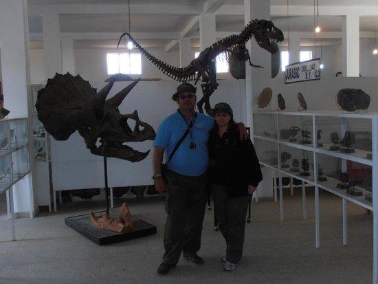 Kasbah Le: museo dinosaurios