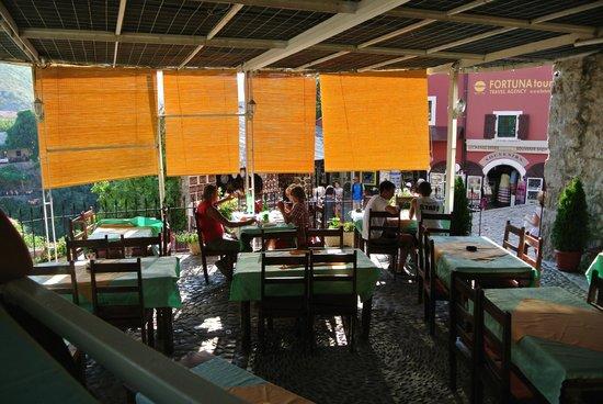 Restaurant Kulluk: restaurace