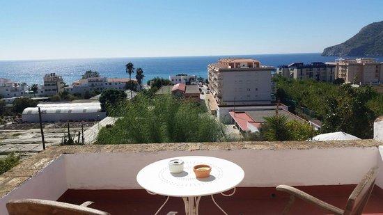 Hotel La tartana: Balcony room 3