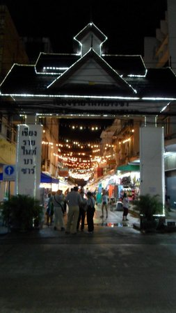 Chiang Rai Night Bazaar: Night Bazaar
