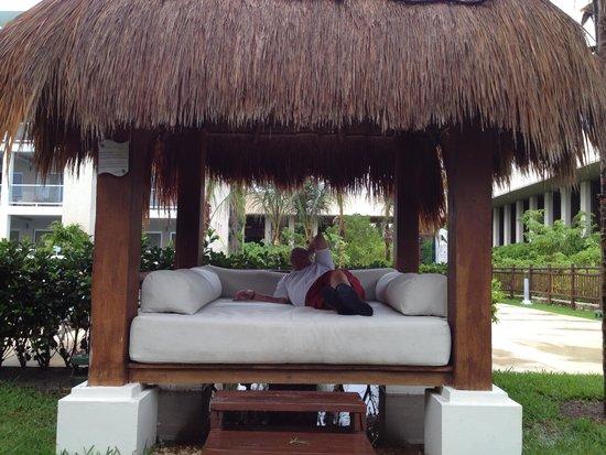 Bali Bed Picture Of Paradisus Playa Del Carmen La Perla Playa Del