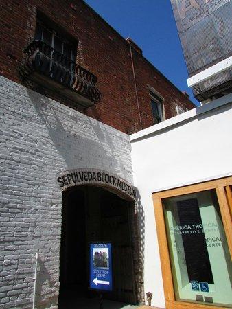 Sepulveda House