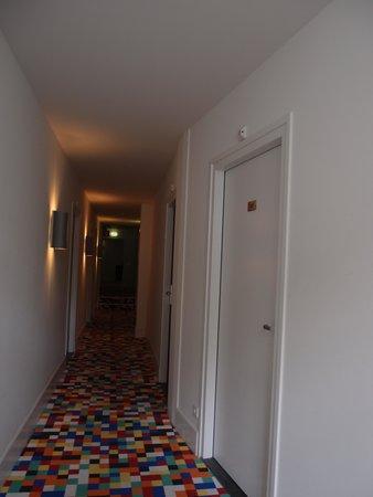 Hampshire Designhotel - Maastricht: corridor