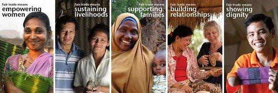 Ten Thousand Villages : #SupportFairTrade!