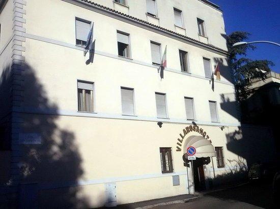 Villa Rosa Hotel: Esterno - Facciata
