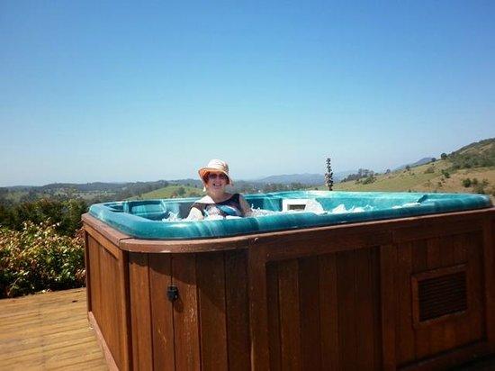 Firefly, Australie : Best hot tub ever