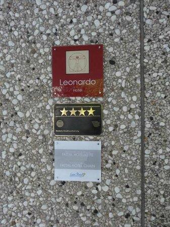 Leonardo Hotel Hamburg City Nord: Quatro estrelas?????