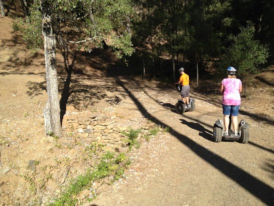 Segway Malaga Tours: A wonderfull nature.