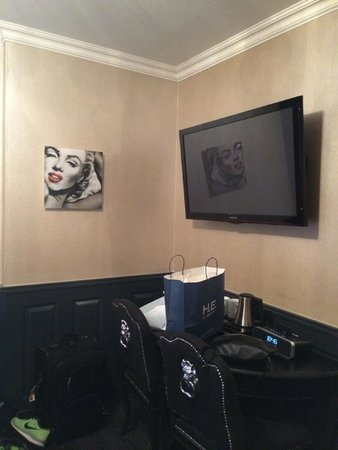 Hotel Sint Nicolaas: Room