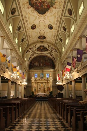 American Photo Safari: St. Louis Cathedral