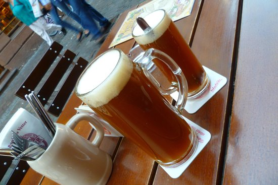Vetter's Alt Heidelberger Brauhaus: Wheat beer